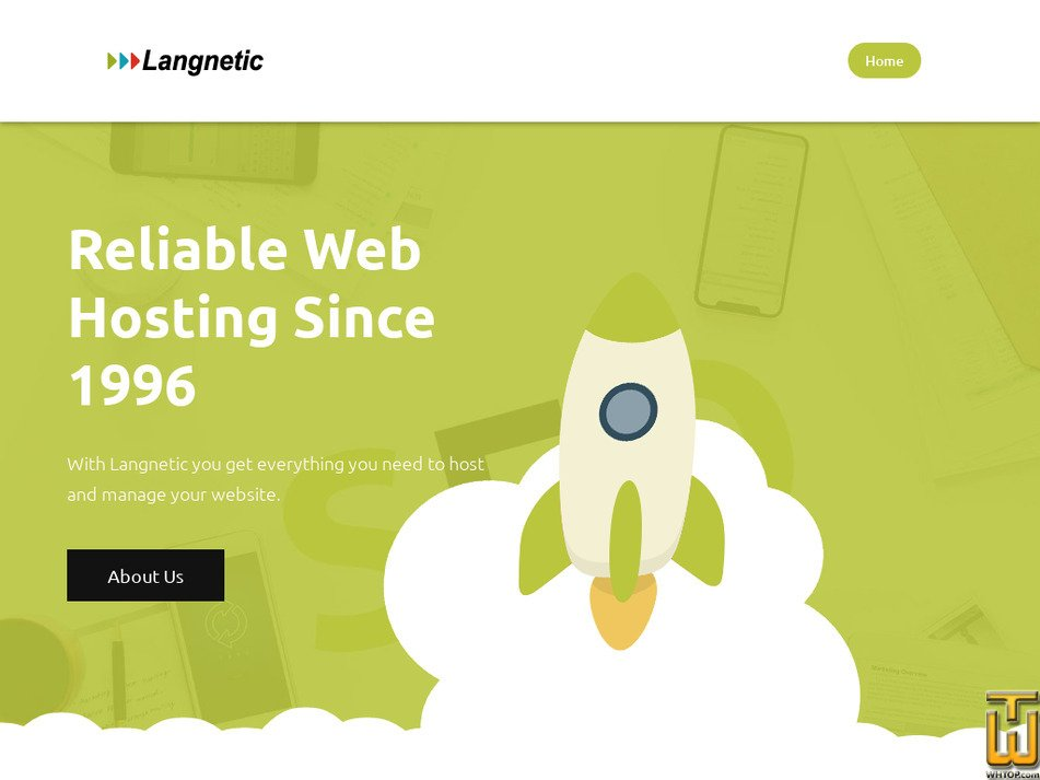 langnetic.com Screenshot