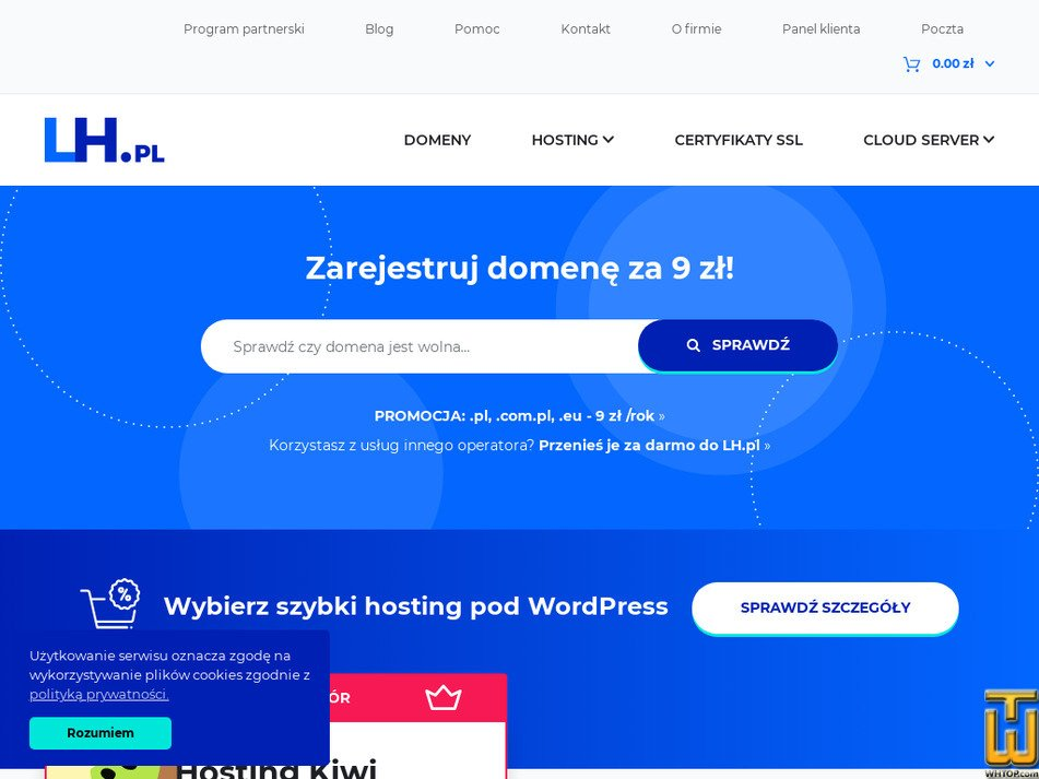 lh.pl Screenshot