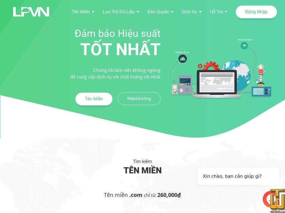lpvietnam.com Screenshot