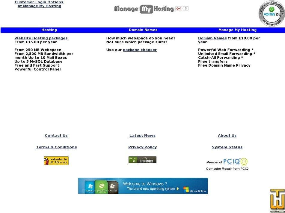 m8internet.com Screenshot