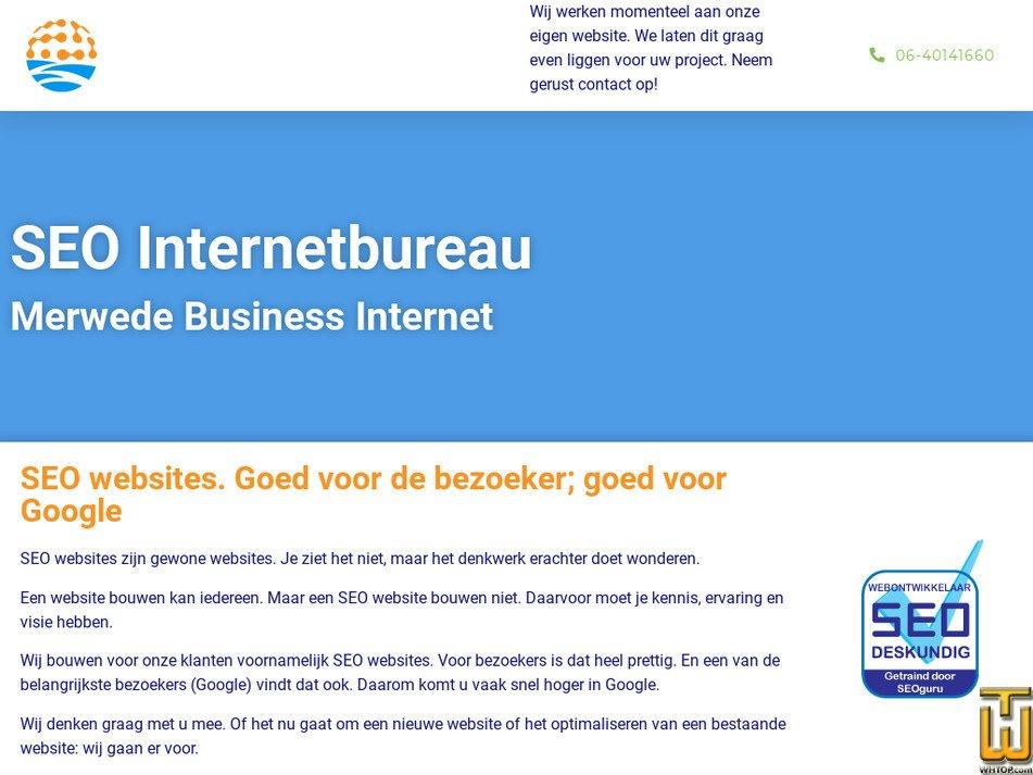 mbi-sliedrecht.nl Screenshot