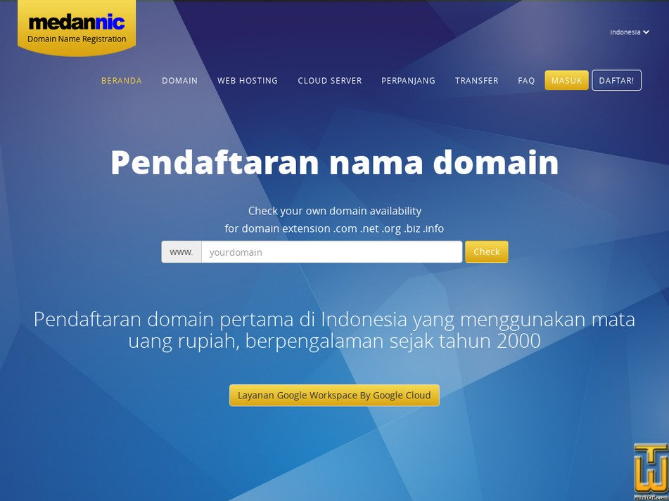 medannic.com Screenshot