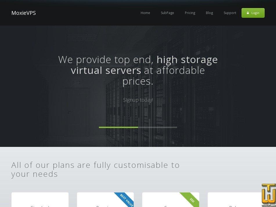 moxiecolo.com Screenshot