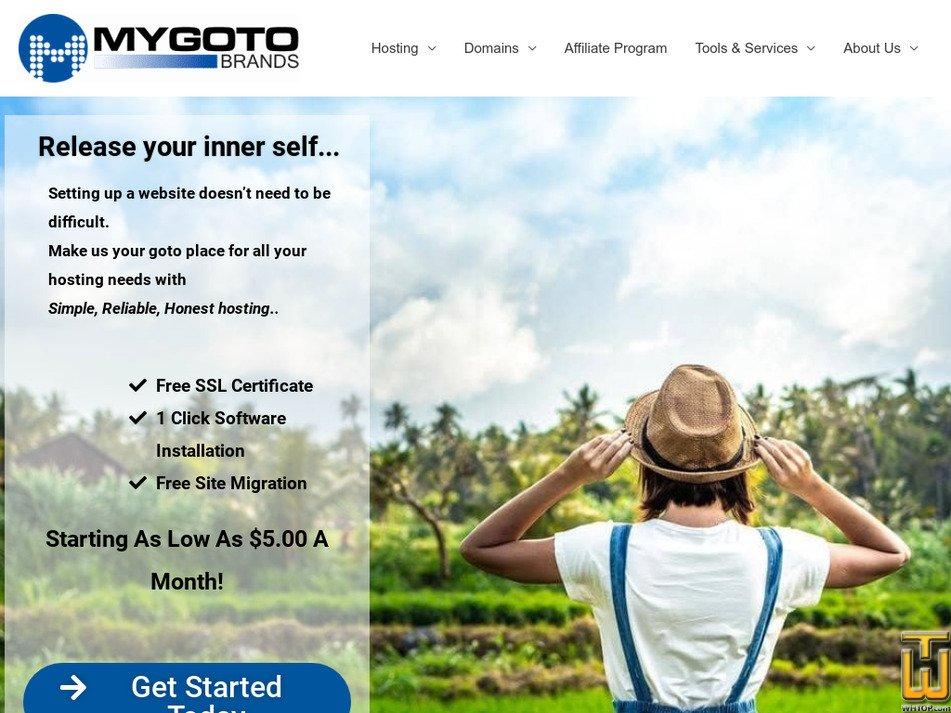 mygoto.com Screenshot