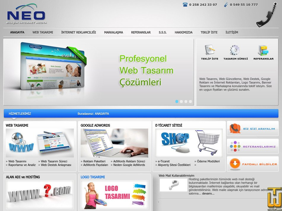 neomedya.com Screenshot