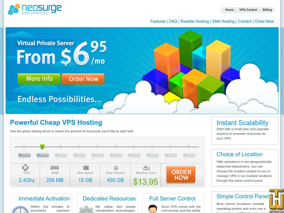 neosurge.com Screenshot