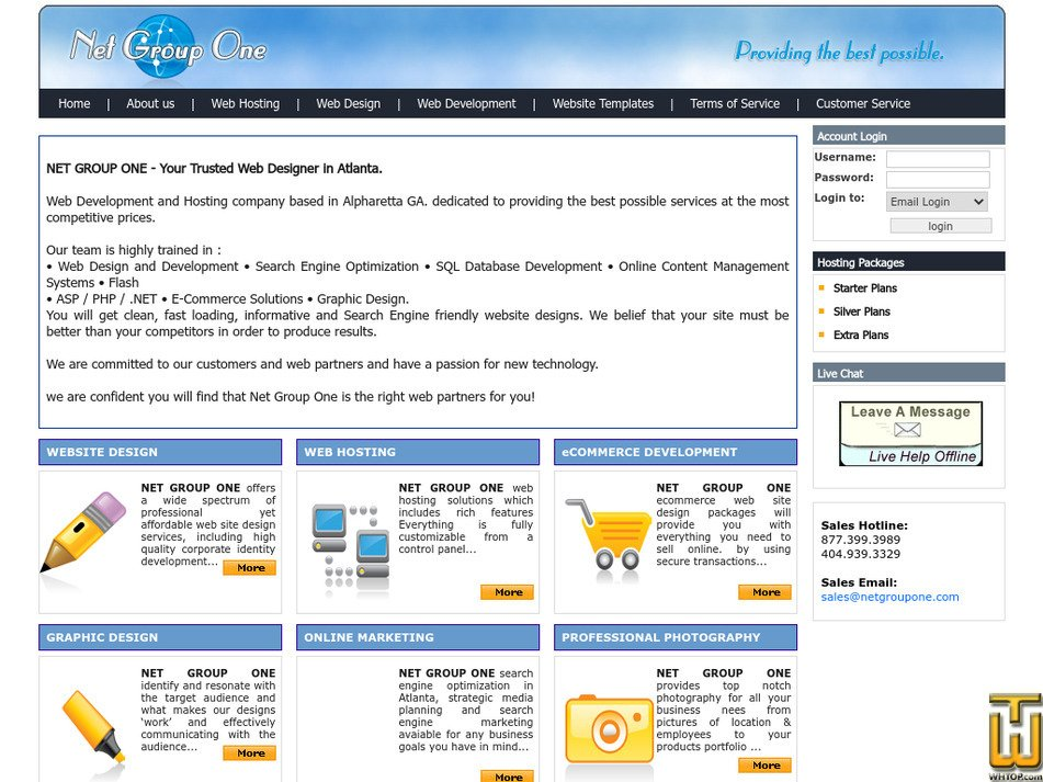 netgroupone.com Screenshot