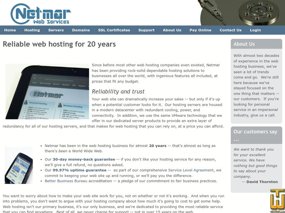 netmar.com Screenshot