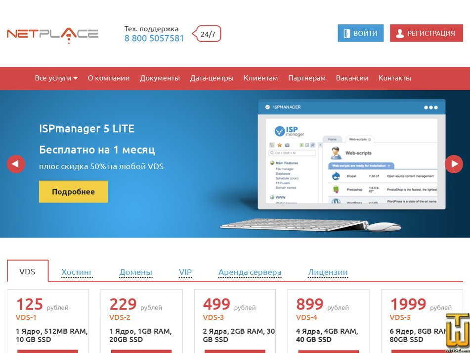 netplace.ru Screenshot