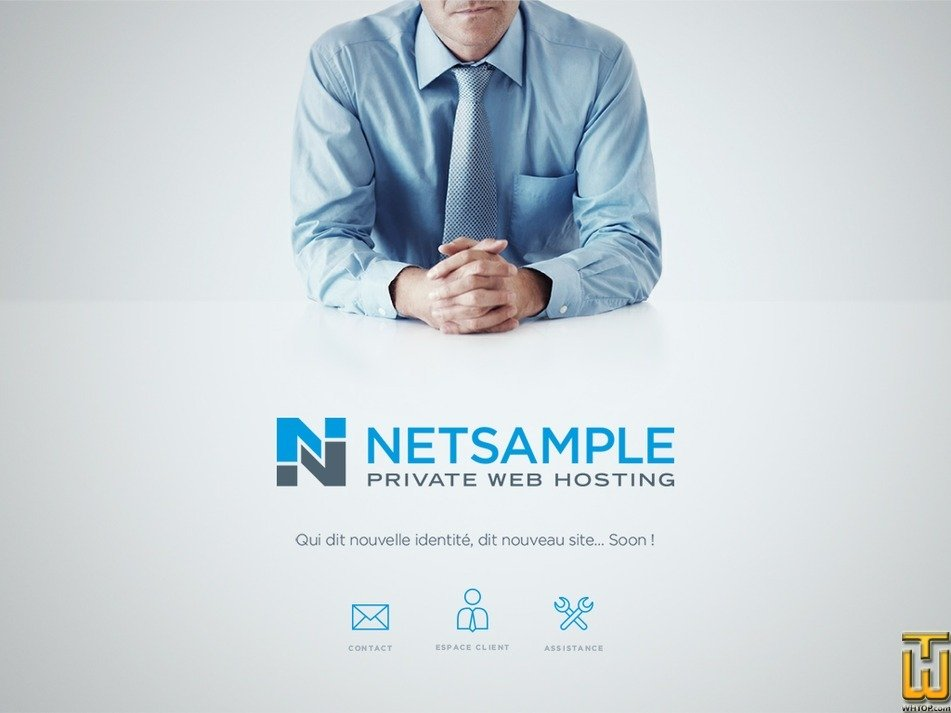 netsample.com Screenshot
