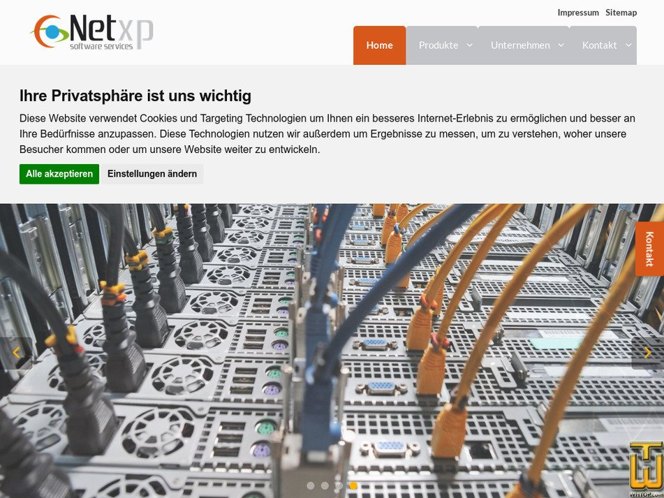 netxp.de Screenshot