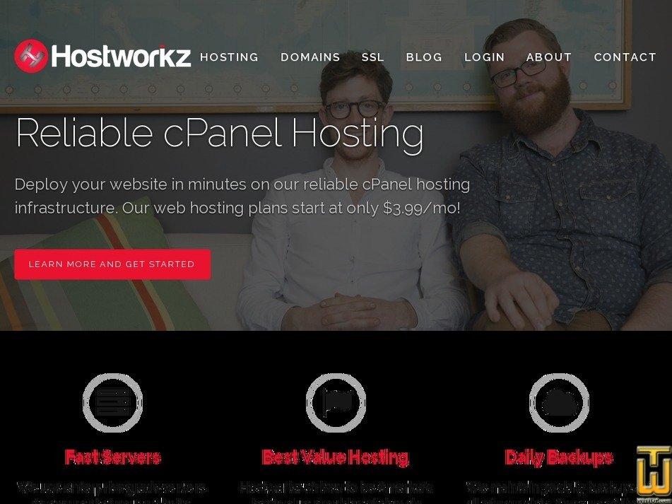 newyorkwebhosting.net Screenshot