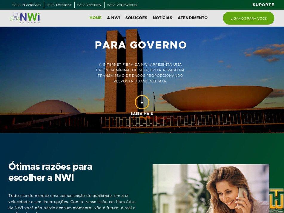 nwi.com.br Screenshot