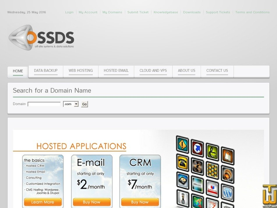 ossds.com Screenshot