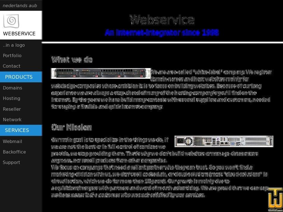 peweb.com Screenshot