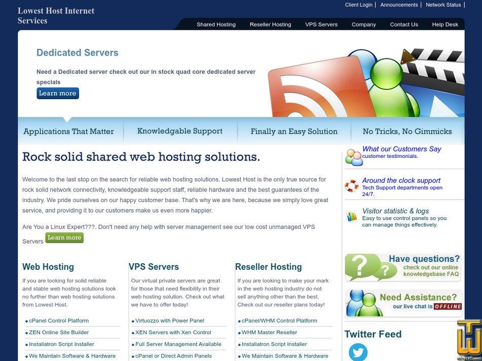 qwebnet.com Screenshot
