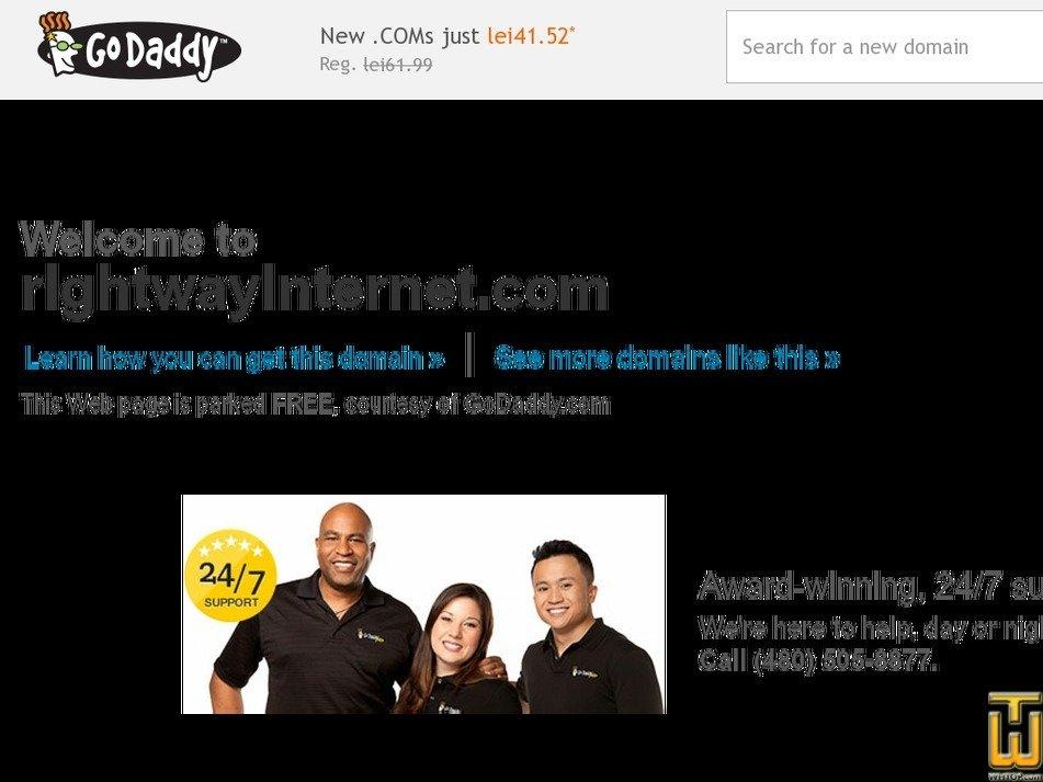 rightwayinternet.com Screenshot