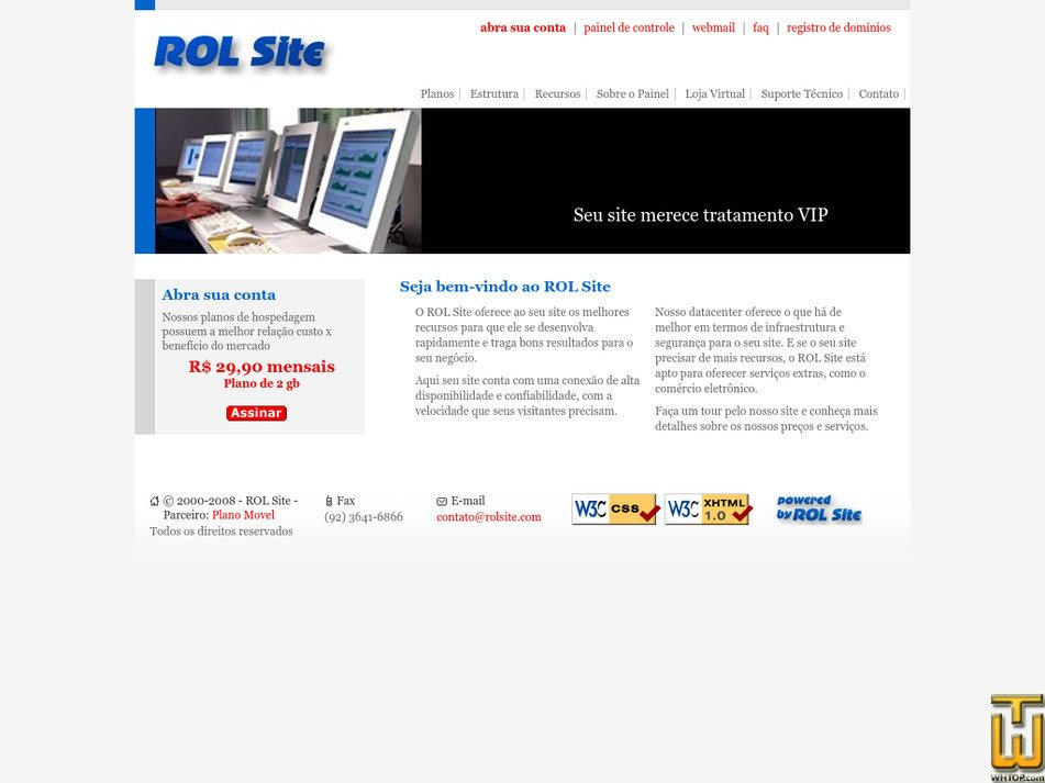 rolsite.com Screenshot