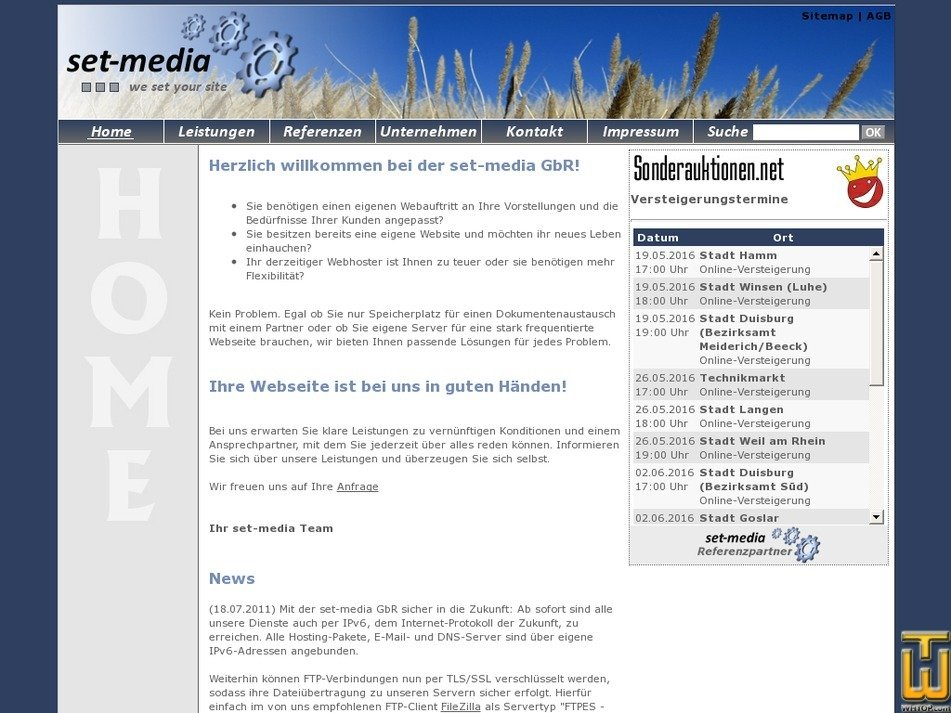 set-media.de Screenshot