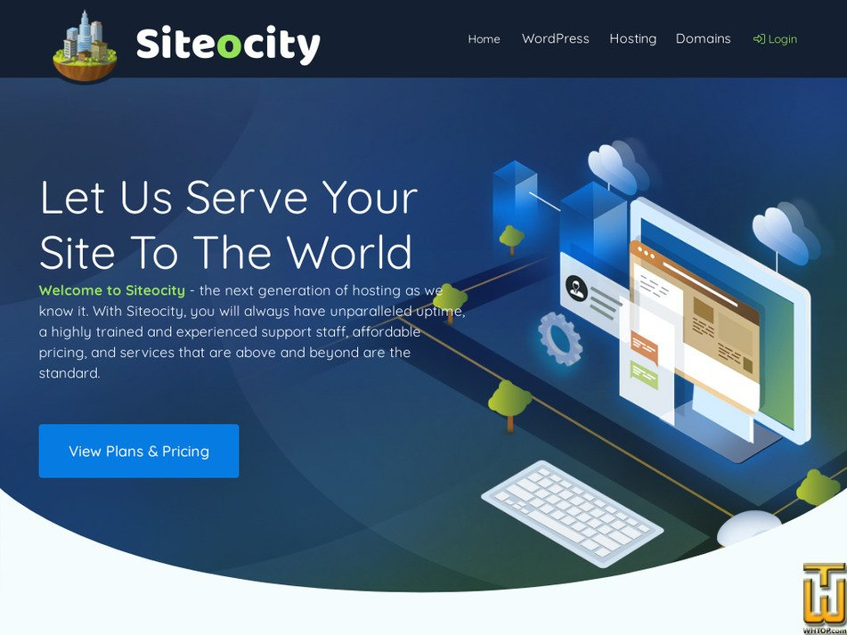 siteocity.com Screenshot