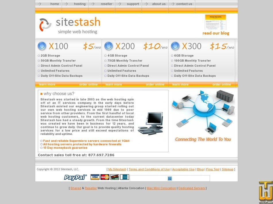 sitestash.com Screenshot