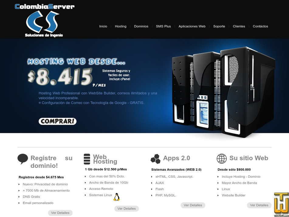 solucionesdeingenio.com Screenshot