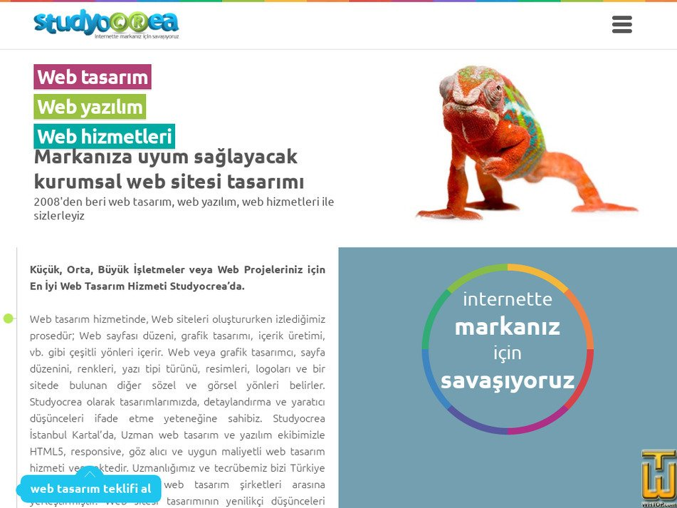 studyocrea.com Screenshot