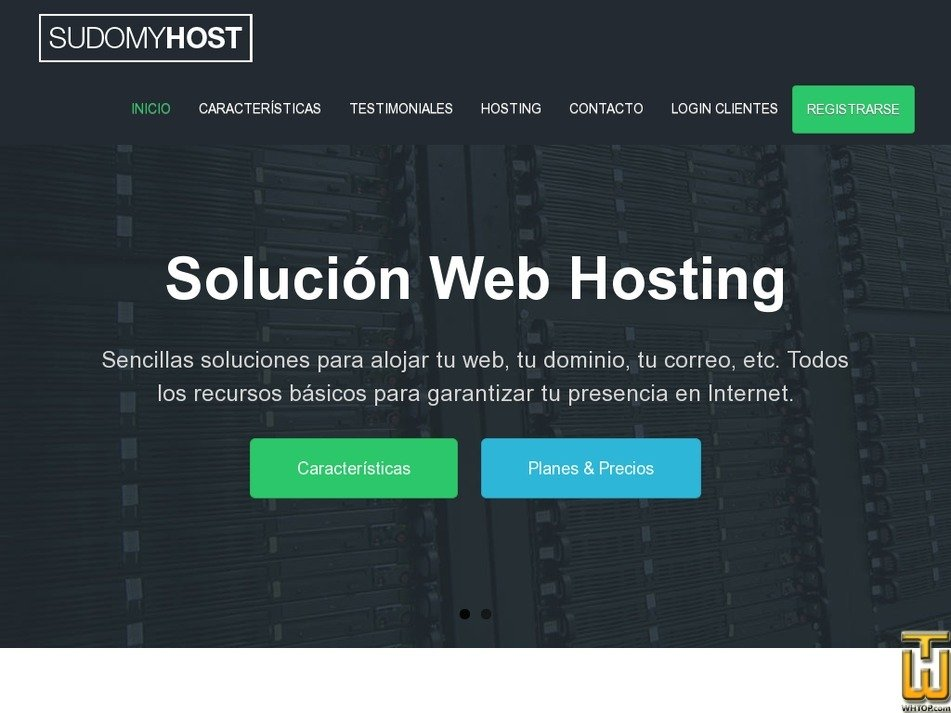 sudomyhost.com Screenshot
