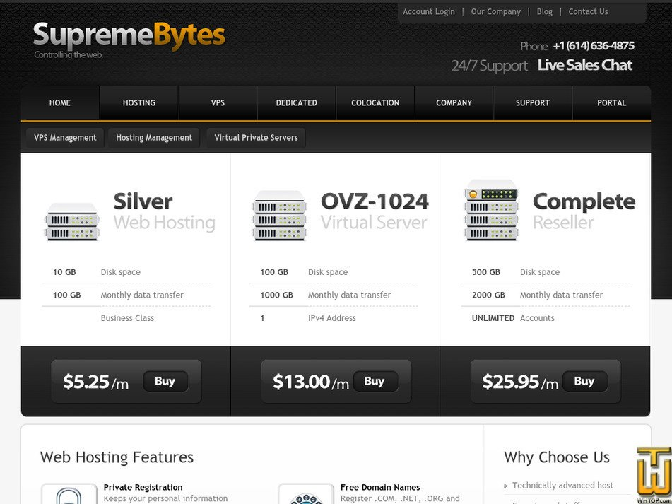 supremebytes.com Screenshot