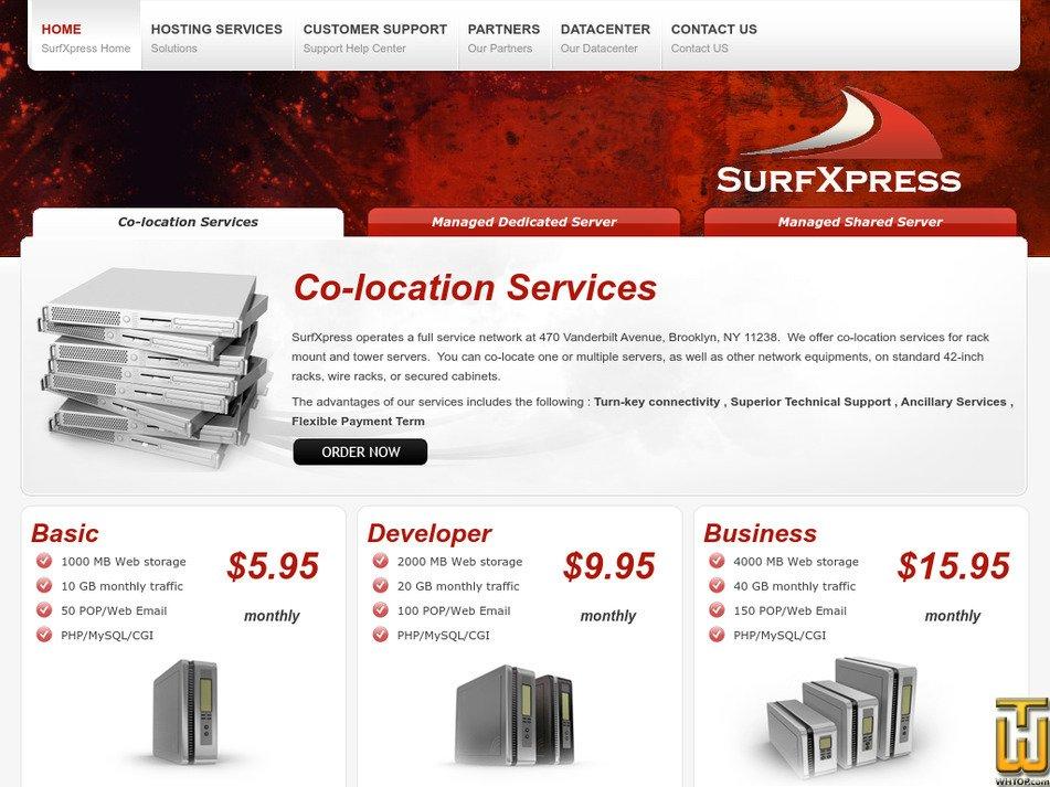 sxpress.com Screenshot