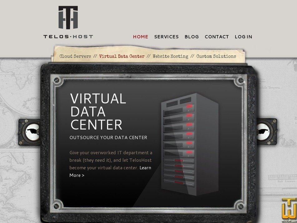 teloshost.net Screenshot