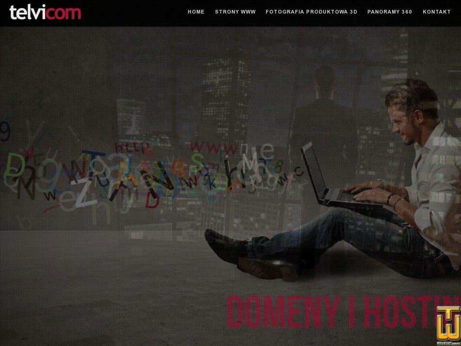 telvicom.pl Screenshot