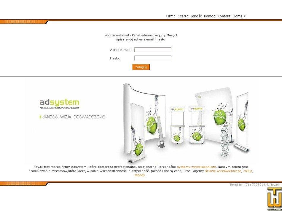 tey.pl Screenshot