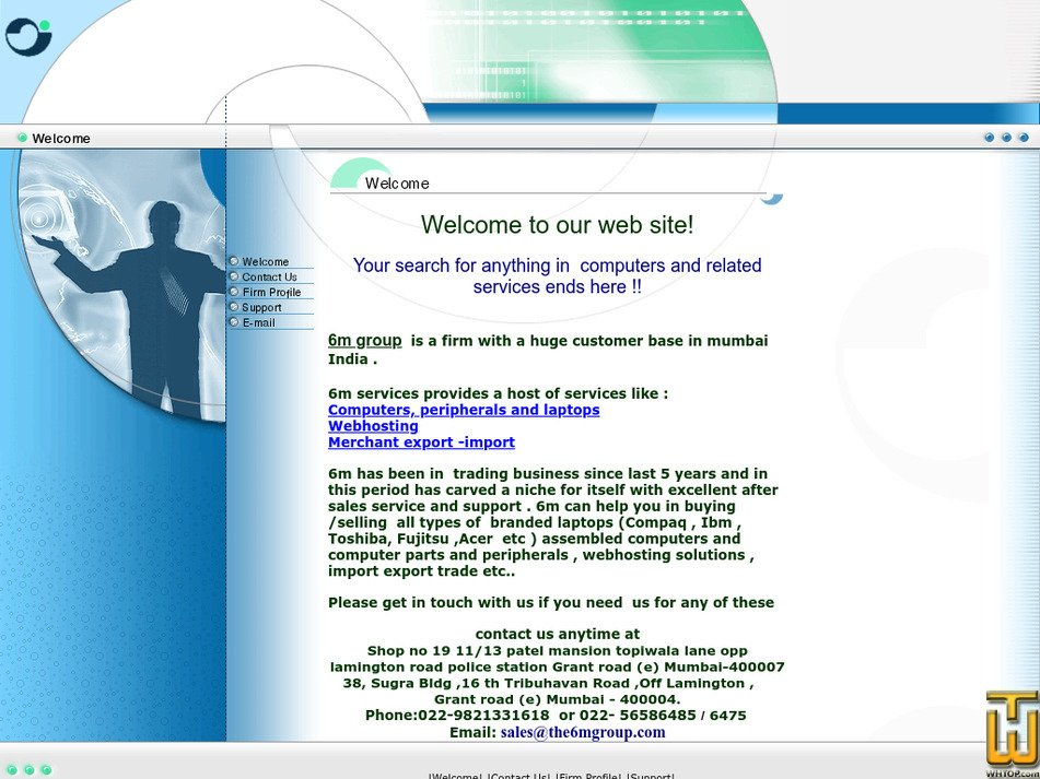 the6mgroup.com Screenshot