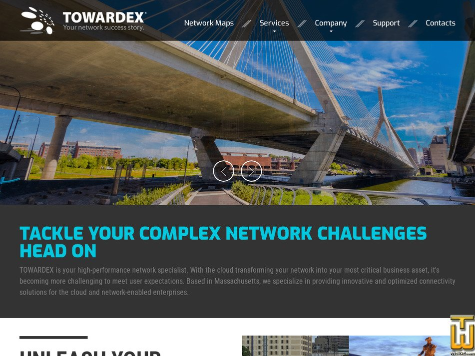 towardex.com Screenshot