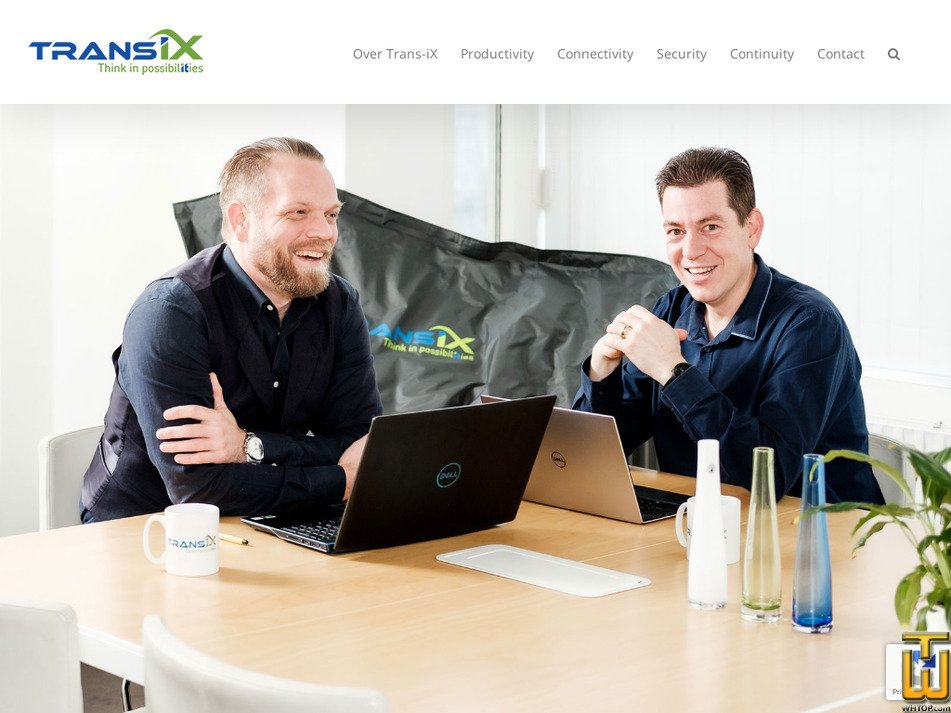trans-ix.nl Screenshot