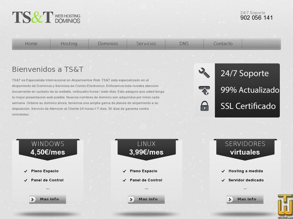 tsytglobal.net Screenshot