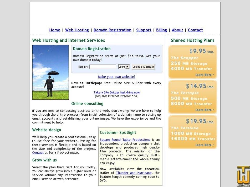 turtlepop.com Screenshot