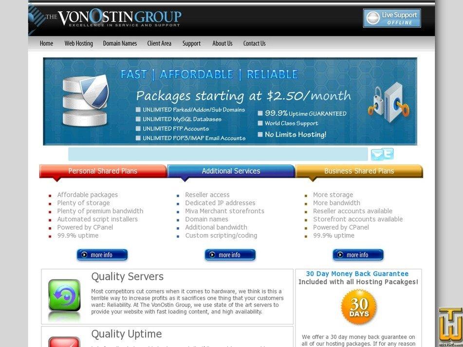 tvog.net Screenshot