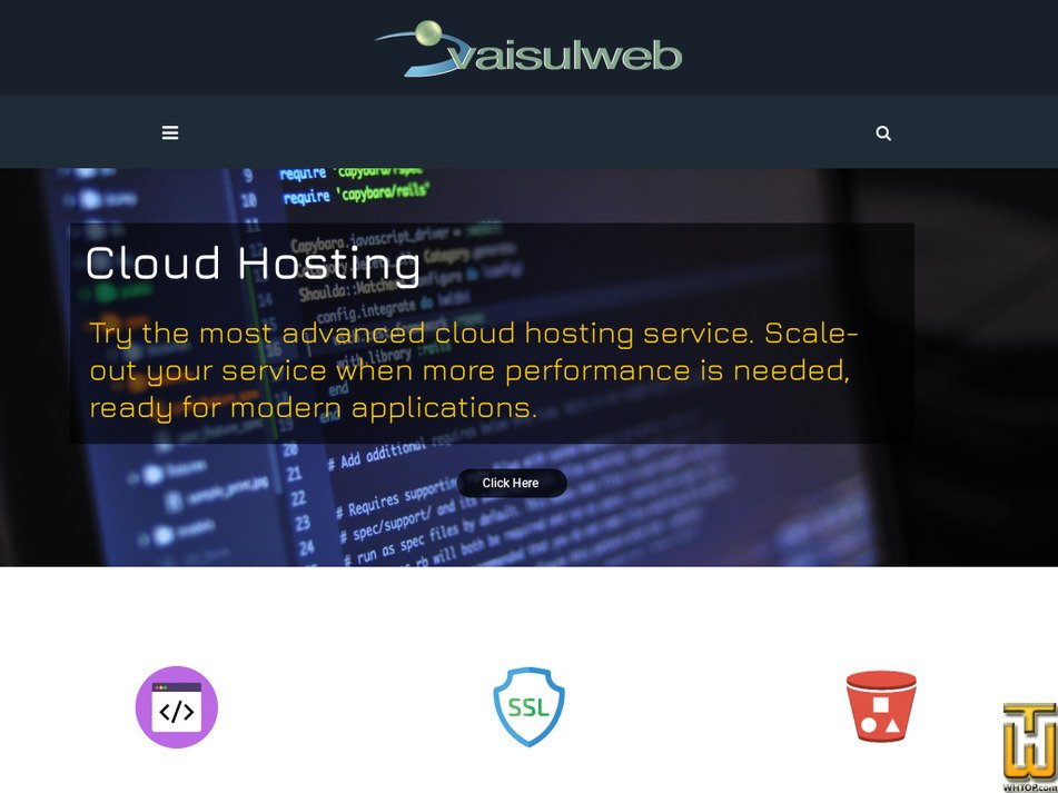 vaisulweb.com Screenshot