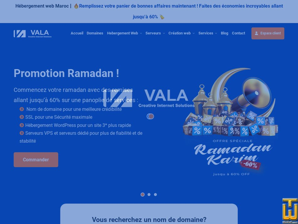 vala.ma Screenshot