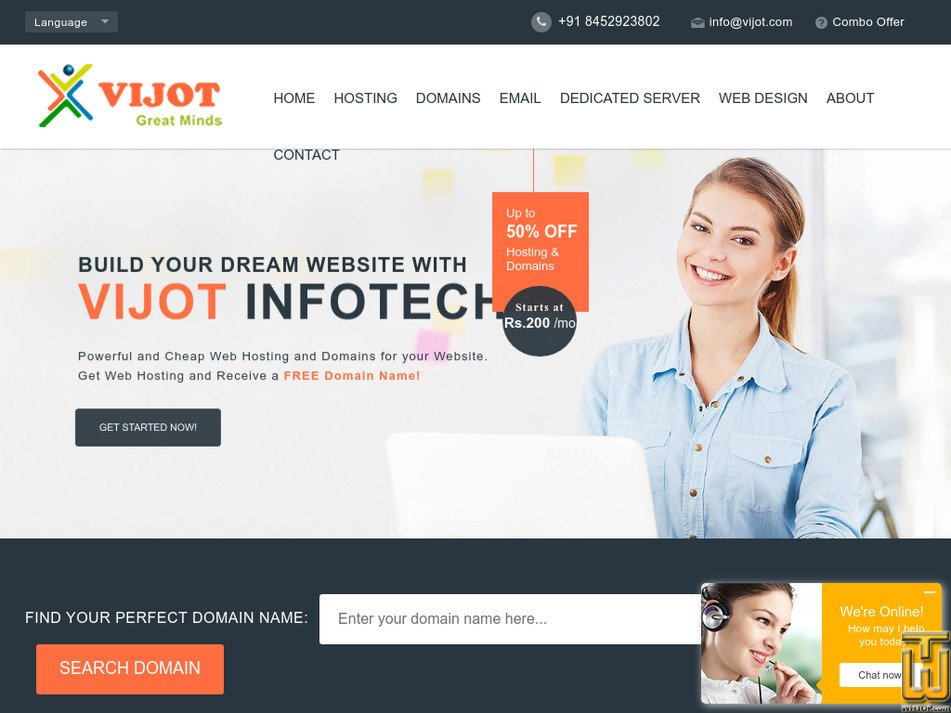 vijot.com Screenshot
