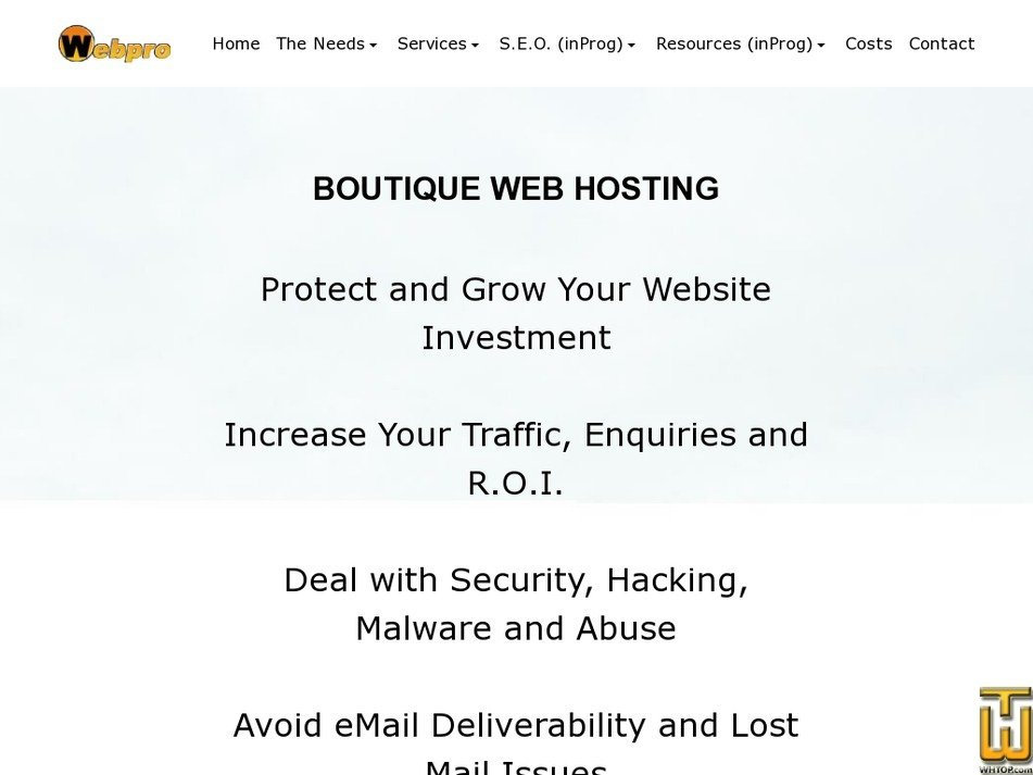 web-hosting-rsa.co.za Screenshot