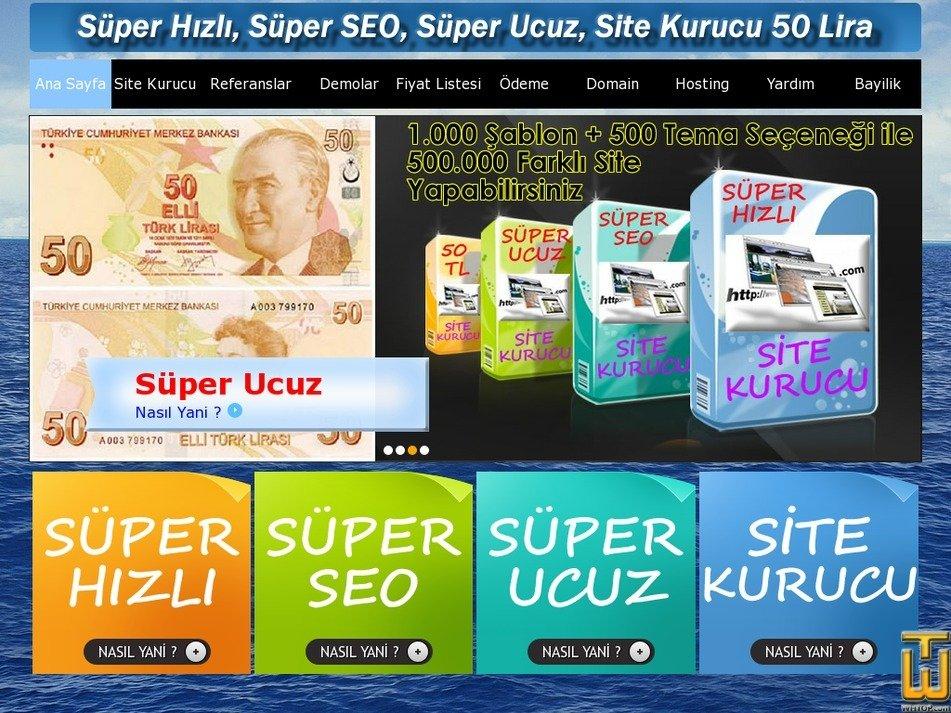 web34hosting.com Screenshot