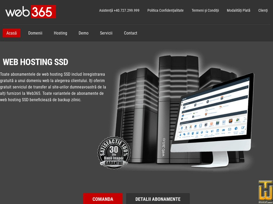 web365.ro Screenshot