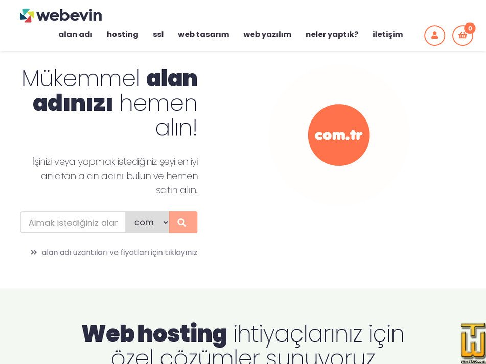 webevin.com Screenshot