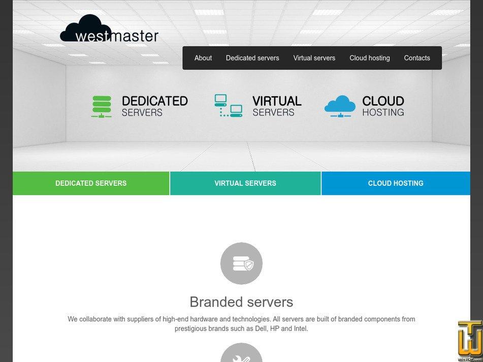 westmaster.com Screenshot