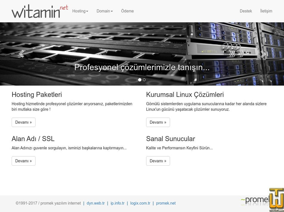 witamin.net Screenshot