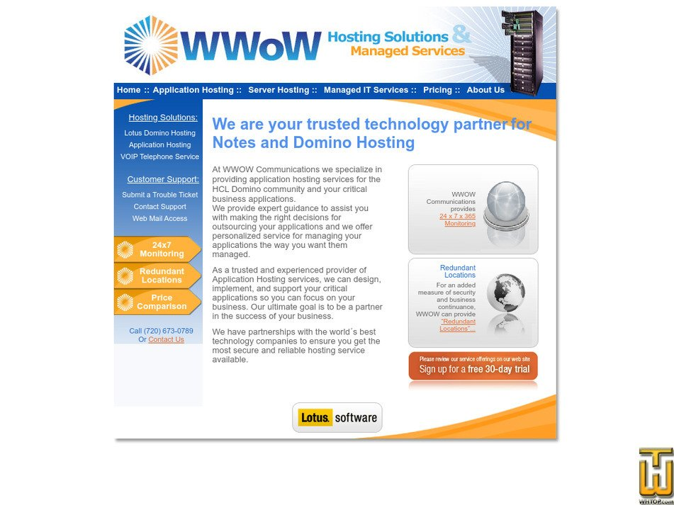 wwow.com Screenshot