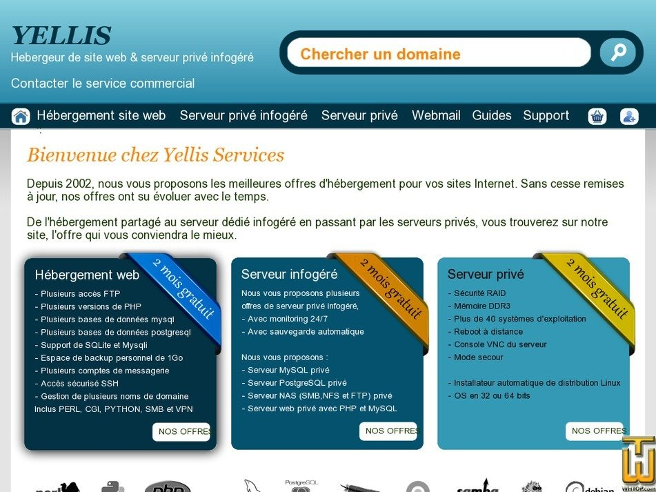 yellis.net Screenshot